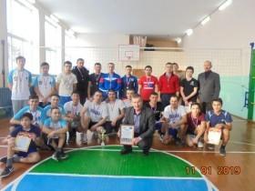 Cостоялся турнир по волейболу на Кубок главы сельского поселения